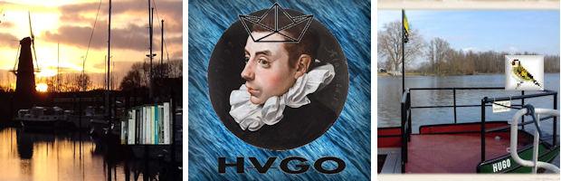 Hugo de Groot op 16-jarige leeftijd (Jan Antonisz. van Ravesteyn, 1599), Bron Wikipedia Boekenschip en Voet en Fiestveer Hugo red. Puttertjes