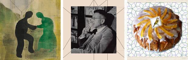 Somire mare maksi dadaïstisch klankgedicht van H.N. Werkman Chassidische legenden Ds. F.R.A. Henkels en Werkman So Long The Dutch