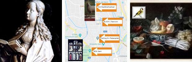Van Eyck Een optische revolutie Tentoonstelling MSK Gent 2020 Expositie foto puttertjes