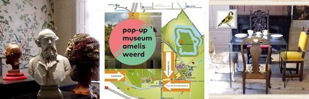 Wonderlijk gezelschap tentoonstelling Museum Oud Amelisweerd Bunnik MOA zomer 2019
