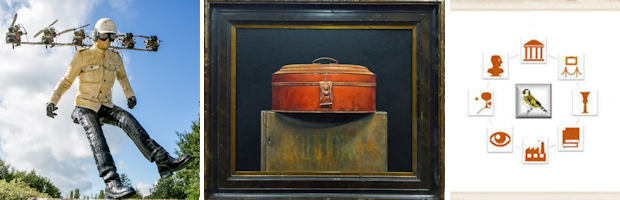 afb Collection Hugo Voeten Panamarenko Pepto Bismo (c) Joren De Weerdt B Schilderij Bert Kinderdijk logo Puttertjes
