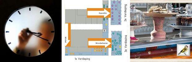 afb Klok Maarten Baas Rijksmuseum Amsterdam Café Bar Piet Hein Eek Eindhoven