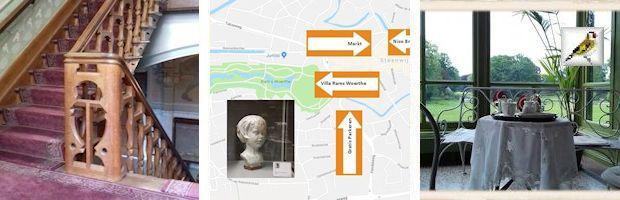afb Museum Rams Woerthe Museumhuizen Hendrick de Keyser Hildo Krop Museum