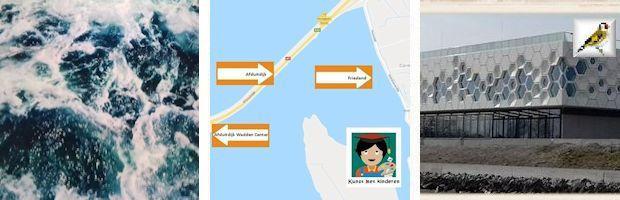 afb Museum en belevingscentrum Kornwerderzand afsluitdijk
