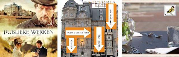 afb Publieke Werken de film nav het boek van Thomas Rosenboom Victoria Hotel Amsterdam
